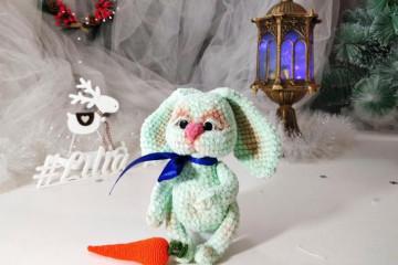Заяц - подарок, начало