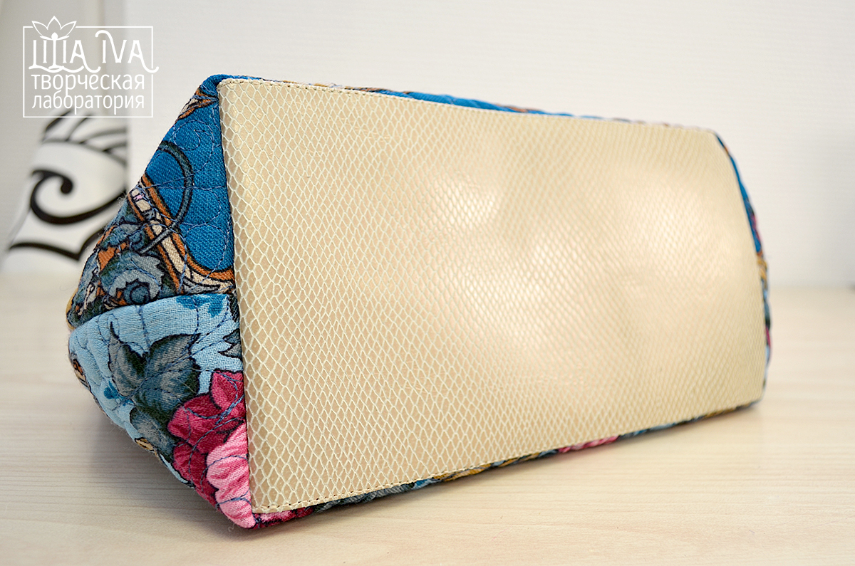 Делаем усиленное донышко сумки Ярмарка Мастеров