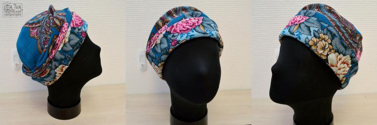 Современная шапка в русском стиле, рис. 2